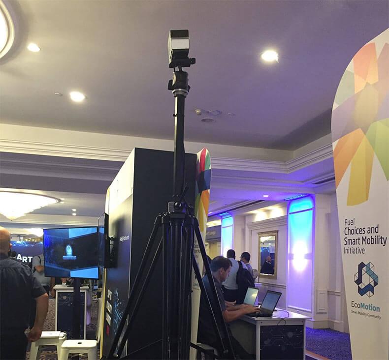 Innoviz Camera Display